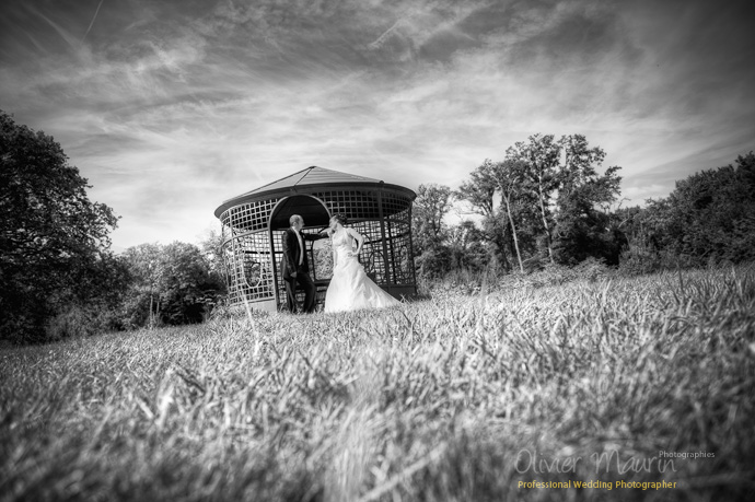 Photo de couple en hdr de Eline et Matthieu